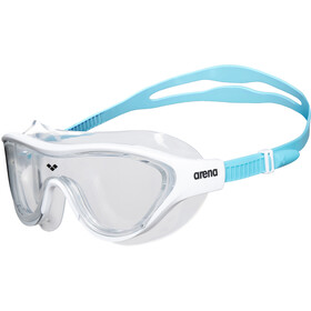 arena The One Mask Kids, clear/white/lightblue